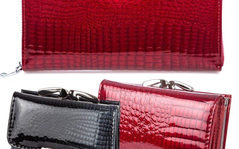 Jakie są rodzaje portfeli damskich