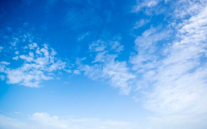 Dlaczego niebo jest nibieskie?