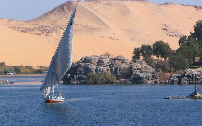 Jak długi jest Nil