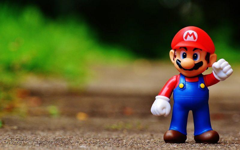 Mario kiedy powstał