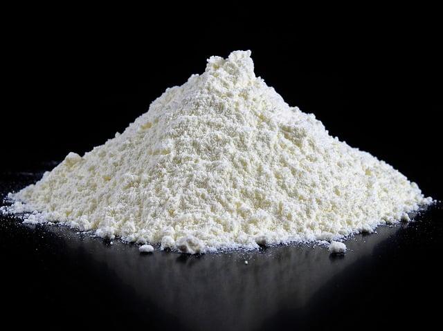 Ile waży szklanka mąki?