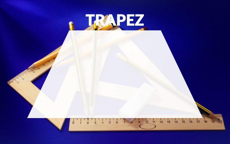 Jakie jest wzór na pole trapezu