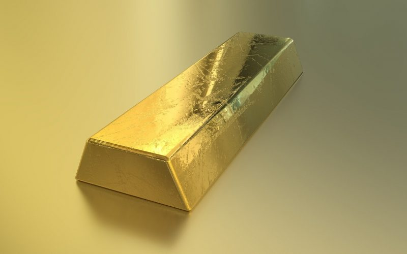 Ile jest warta sztabka złota