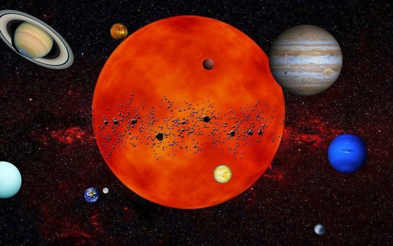 Dlaczego planety Układu Słonecznego tak się nazywają?