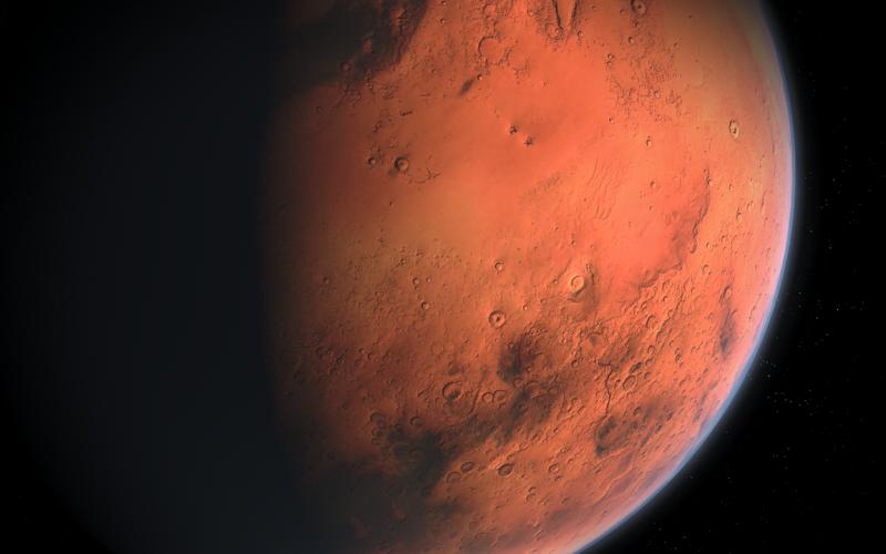 Dlaczego Mars jest czerwony? Skąd Mars uzyskał swoją nazwę?