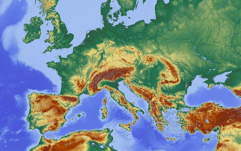 Jaka jest największa wyspa Europy?