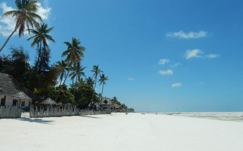 Gdzie leży Zanzibar?