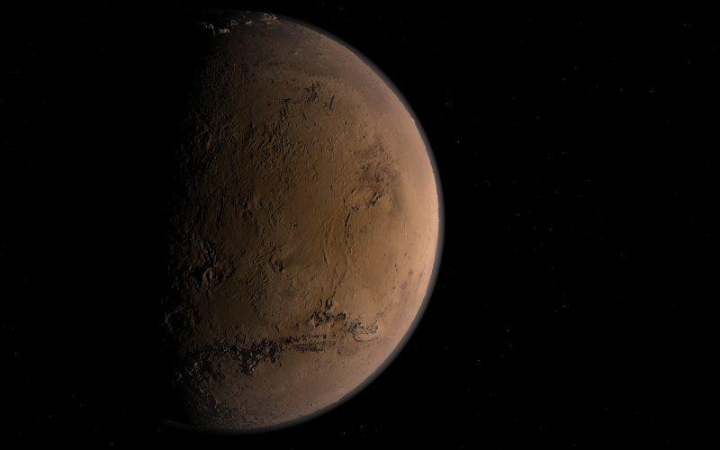 Ile trwa obieg Marsa wokół Słońca?