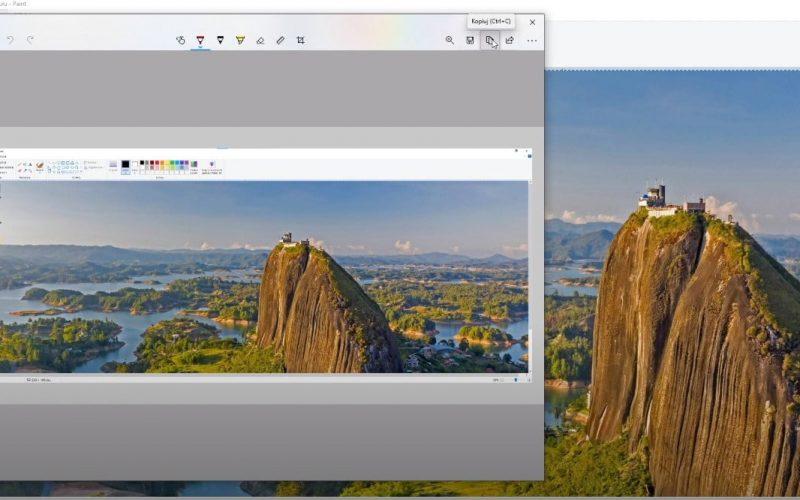 Jak zrobić zrzut ekranu w windows 10