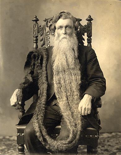 Ile metrów mierzyła najdłuższa broda na świecie?
