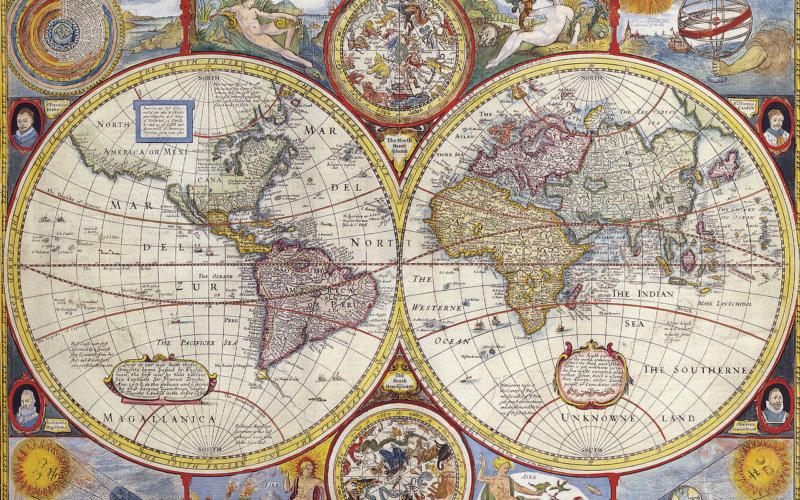 Ile jest oceanów na świecie? Kiedy powstał Ocean Południowy?